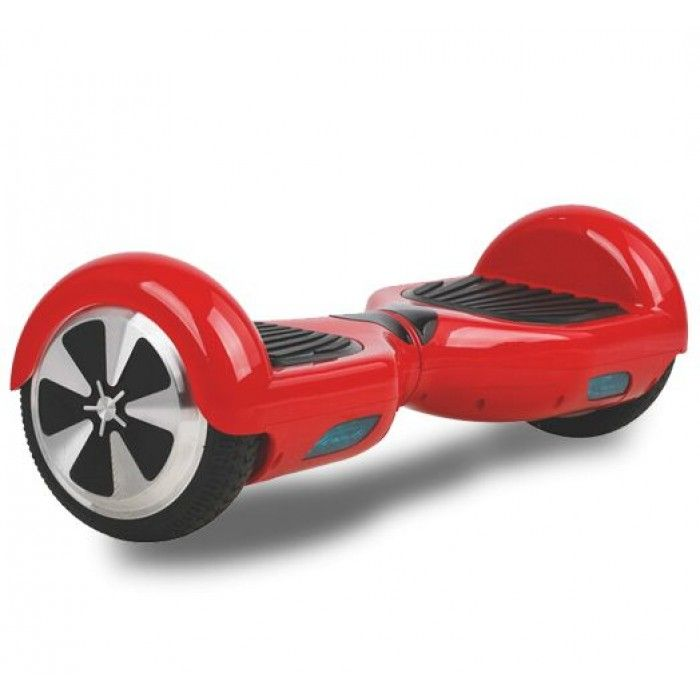 myBoard M4 Balance Scooter Hoverboard - Red