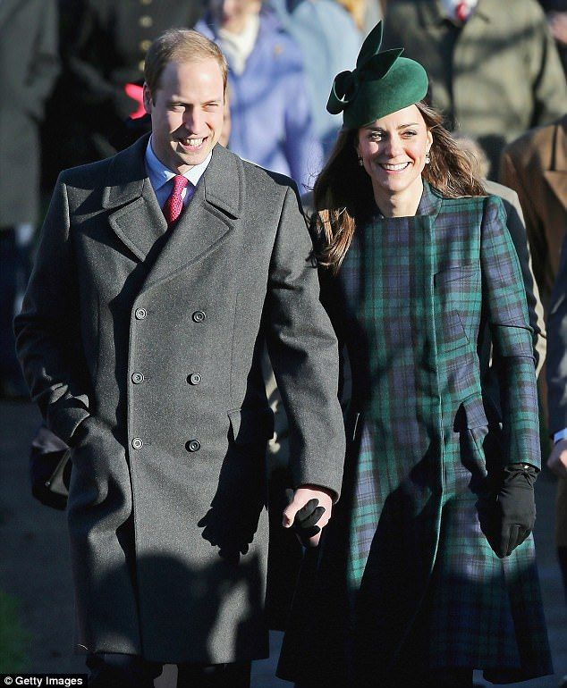 Kate was not invited to join Prince William for Christmas in 2010 despite announcing their...