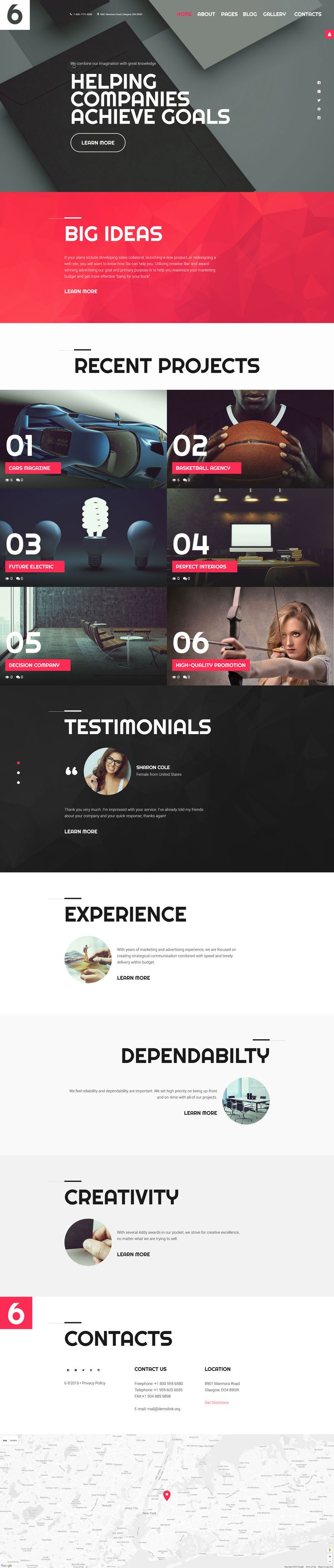 Advertising Agency Joomla Template http://www.templatemonster.com/joomla-templates/advertising-agency-joomla-template-58032.html