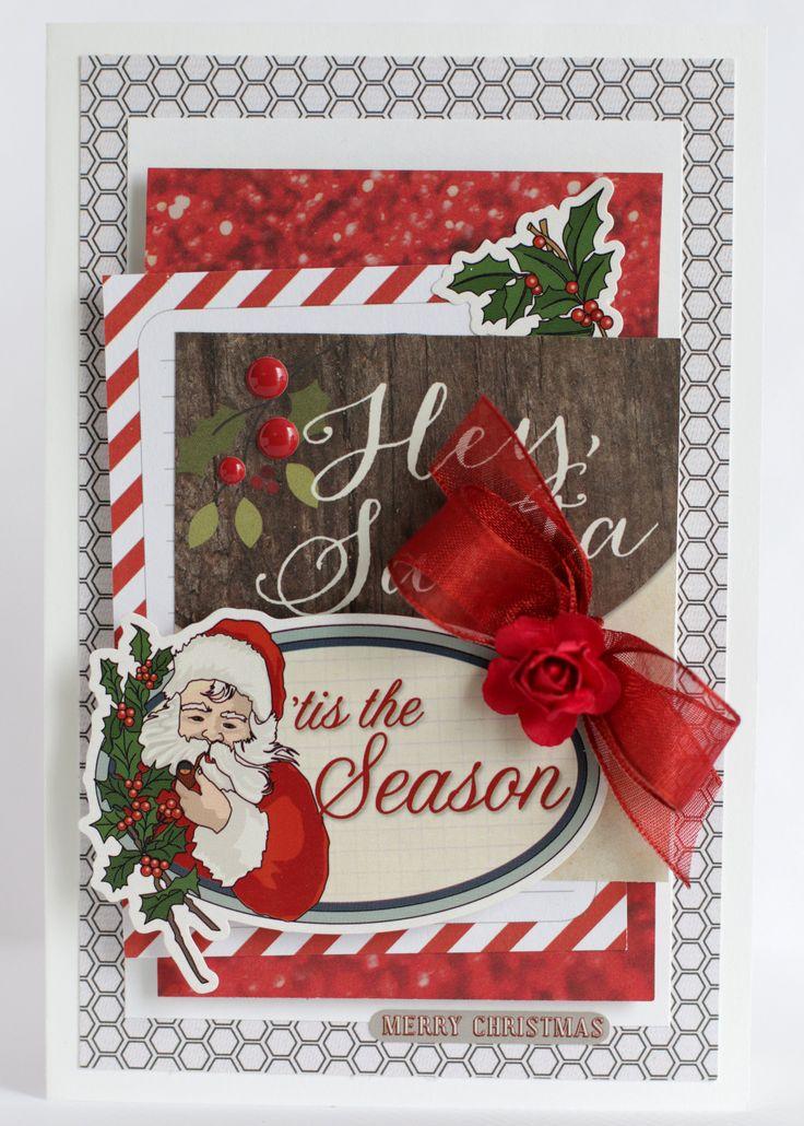 My creative corner: Christmas cards