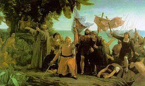Primer viaje de Colón - Wikipedia, la enciclopedia libre