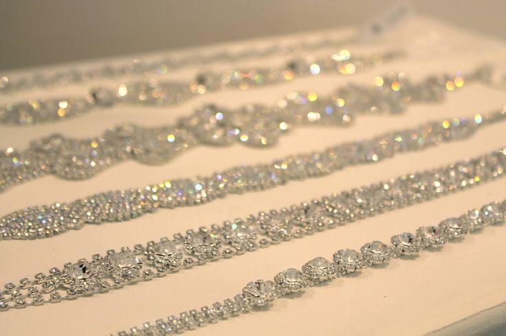 Beautiful selection of Wedding Sashes