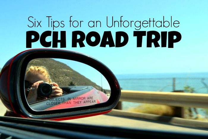 Tips for a PCH Road Trip via @Wendy Werley-Williams.wifewithbaggage.com: