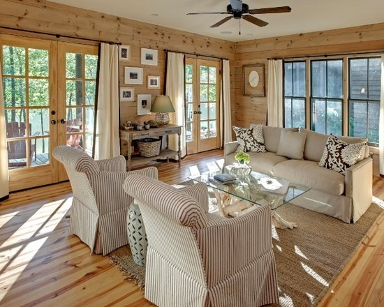 25 Best Decorating A Room With Knotty Pine Walls Images On Pinterest Cottage Knotty Pine Walls And Living Room