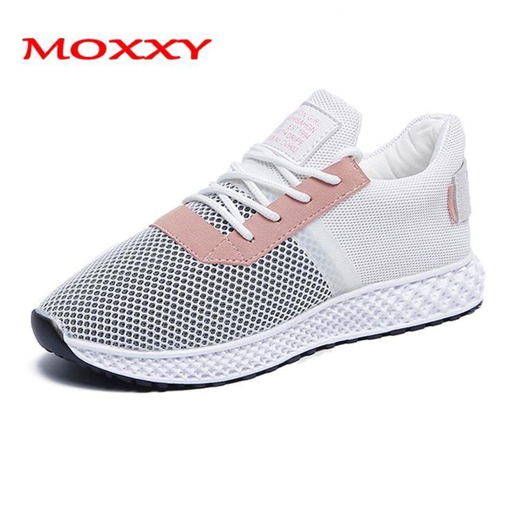 Zwart Wit Sneakers Dames Sportschoenen Dames Sneakers Casual