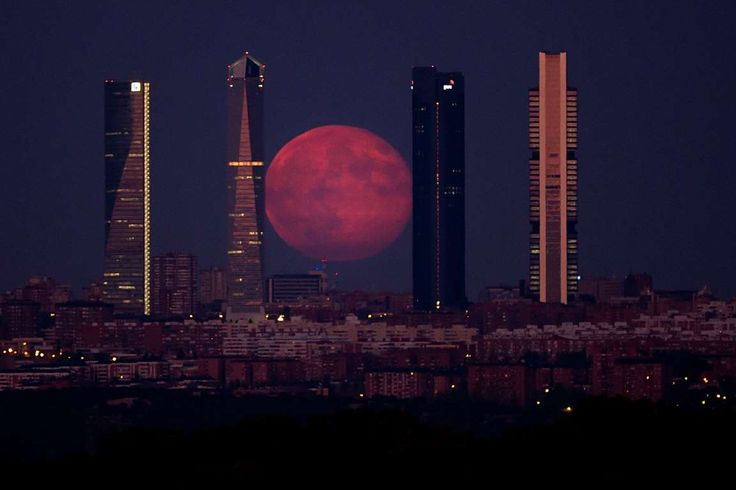 Tonight's No Supermoon, But Close - Gonzalo Arroyo Moreno/Getty Images