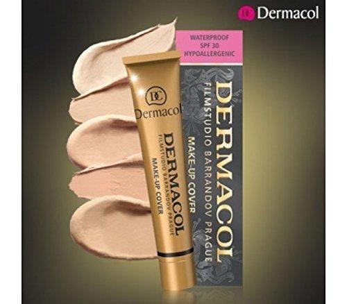 Dermacol Make Up Cover 30g (207 light beige)