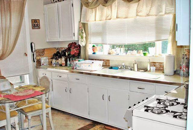 5 küche vorher nachher