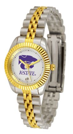 Kansas State Wildcats Ladies Executive Watch by Suntime