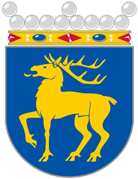 Coat of arms of Åland - Mariehamn - Wikipedia, the free encyclopedia