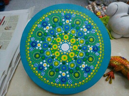 Second Mandala