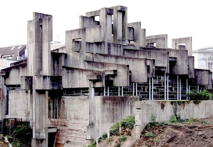 Johannes XXIII Architektur