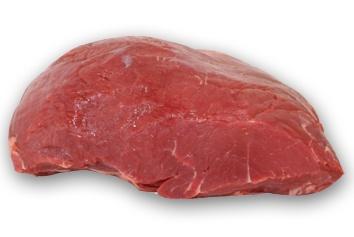 Cadera, filete de máxima calidad