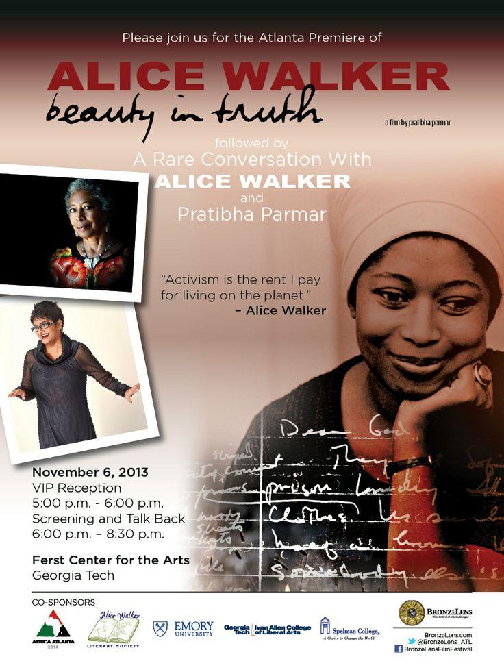 essay on alice walker beauty