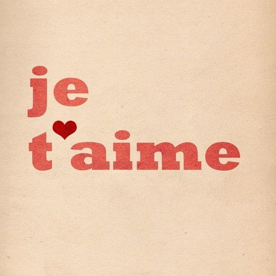 Je t <3 aime. I love you. Making great connections. www.themoodlite.com