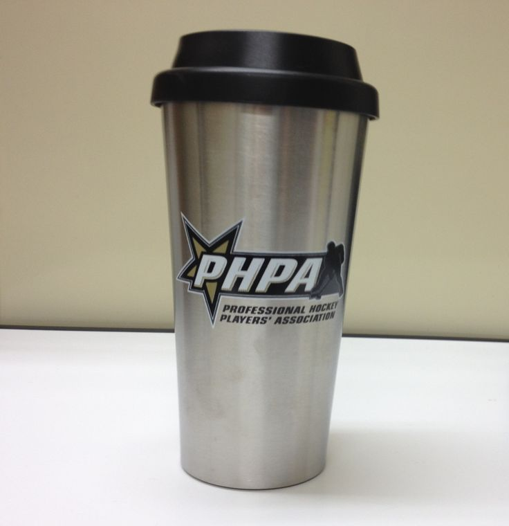 PHPA Travel Mug provided to all PHPA Members during the Fall of 2013.