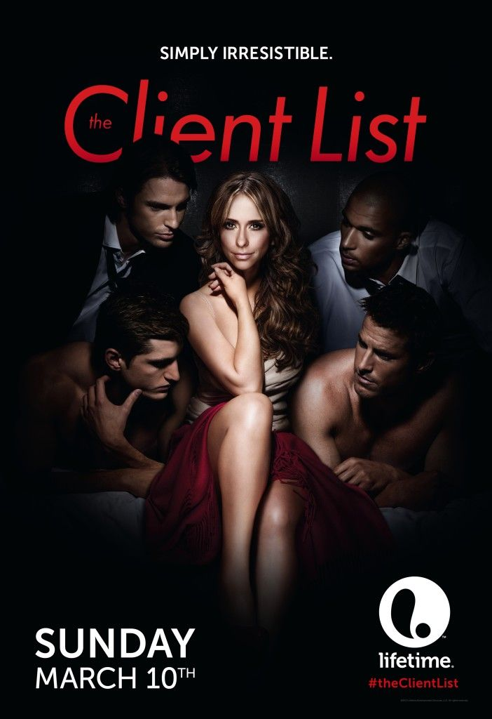 Jennfier Love Hewitt's The Client List Season 1 DVD Prize Pack Giveaway 3/18