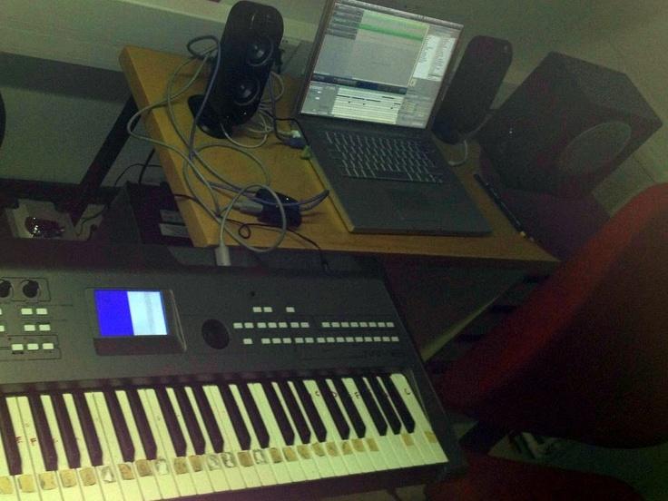 GarageBand project