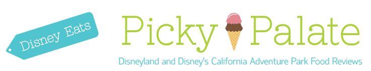 Picky Palate - Disney Eats