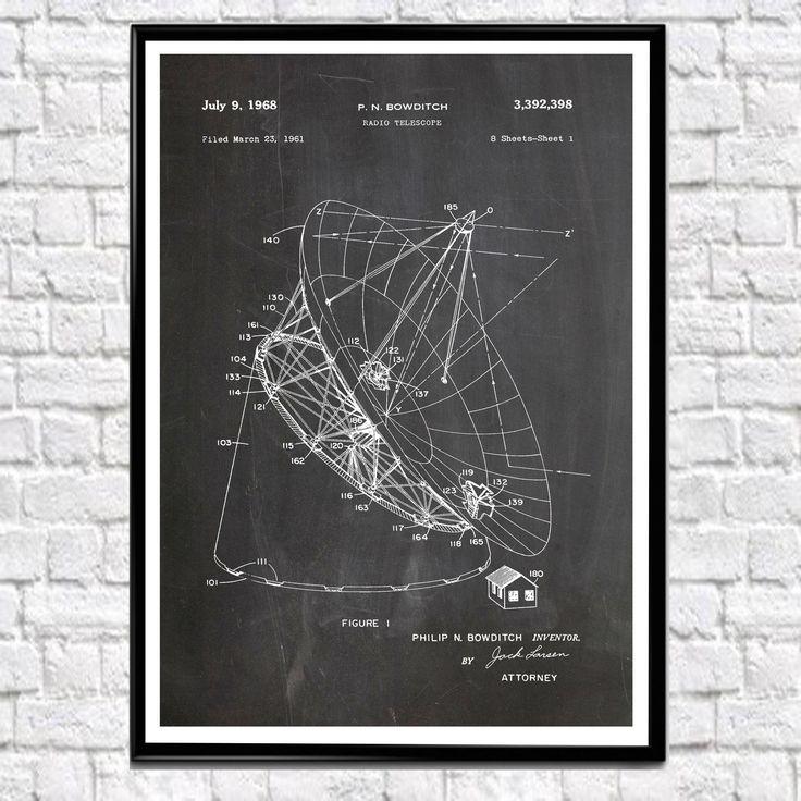 best 25 astronomy posters ideas on pinterest Radio Telescope Software Refracting Telescope Diagram