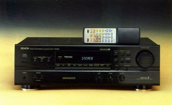 Denon AVR-900 AV-receiver photo
