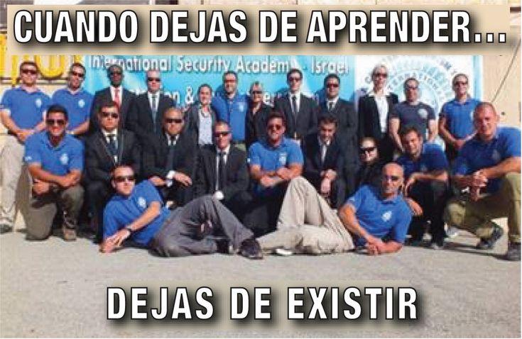 International Security Academy, Israel   España www.securityacademy.org.es Centros de Entrenamiento Practico #Proteccion y #Contraterrorismo Si quieres ser considerado el Mejor, debes entrenar con los Mejores! #isaisrael, #isaisraelespaña, #escolta, #guardaespaldas