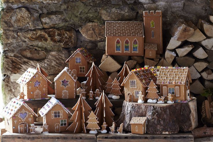 Tips on gingerbread from a professional festive baker