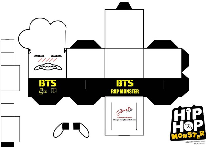 bts_hip_hop_monster_rapmon_papercraft_by_ill_dope_swag-d9bf7ob.jpg (1754×1240)