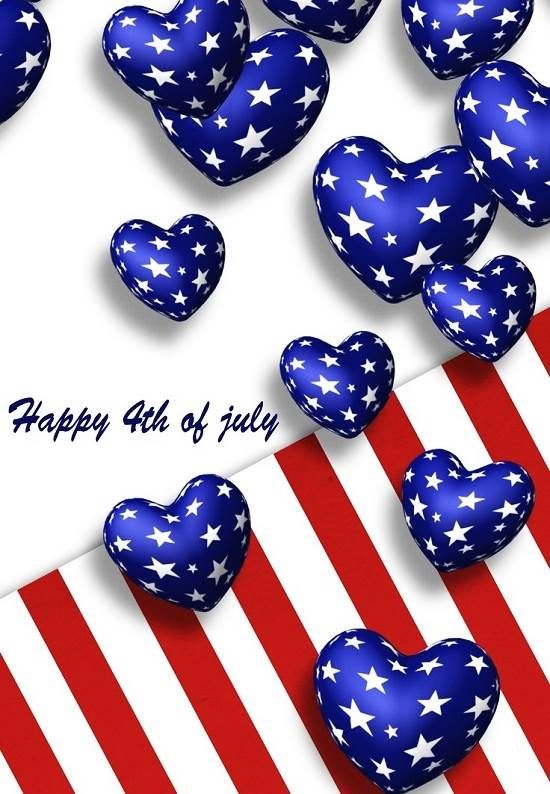 text images 4th of july