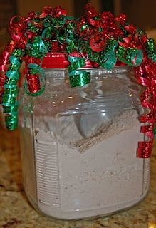 DIY Hot Chocolate Mix 10 cups dry milk powder 4 3/4 cups confectioners sugar 1 3/4 cups cocoa powder 1 3/4 cups powdered non dairy coffee creamer