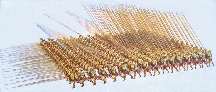 an introduction to the phalanx Hoplite technology in phalanx battle  interest in, the circumstances  of the panoply's introduction into greece or the ensuing ramifications (military,.
