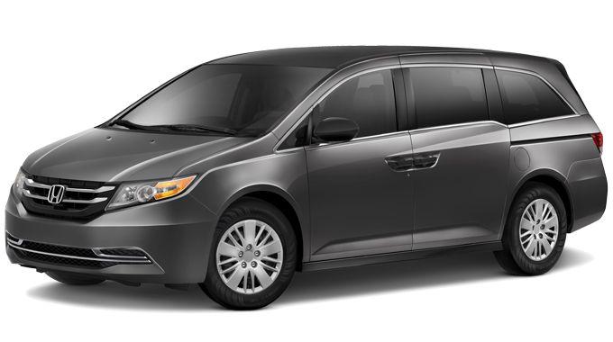 2015 Honda Odyssey Lx Review