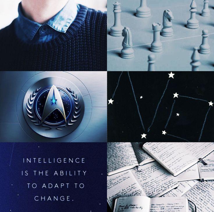 Spock aesthetic #startrek #2