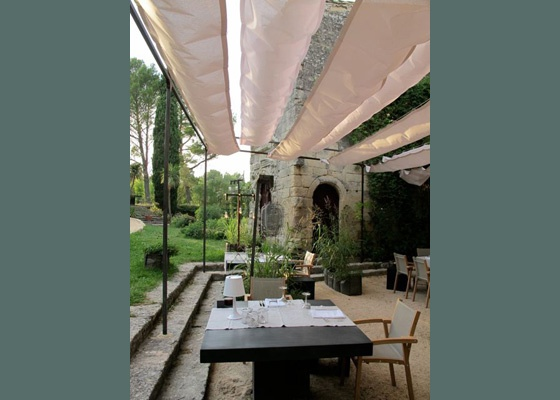 Restaurant L'Artémise, Uzès, France