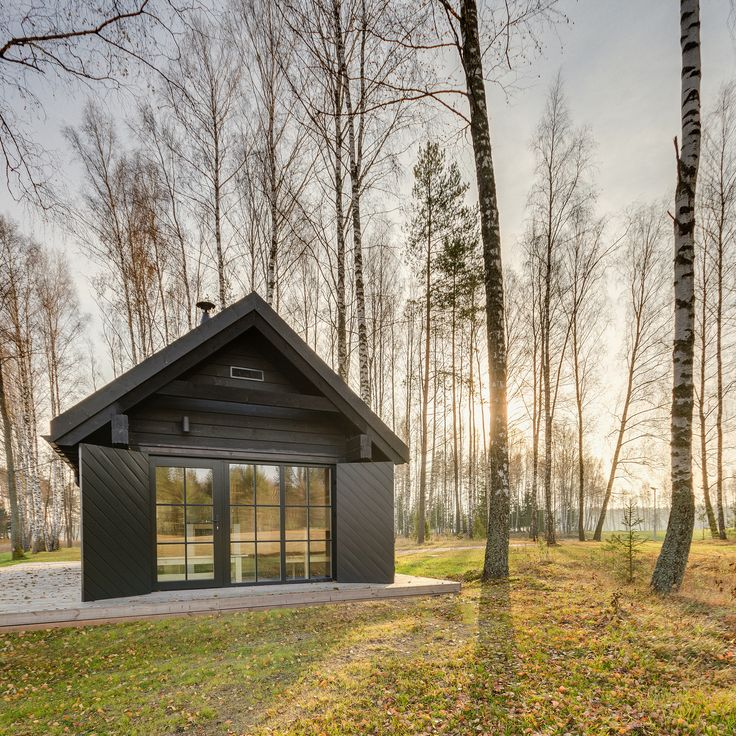 Ranch / AKETURI ARCHITEKTAI – nowoczesna STODOŁA | wnętrza & DESIGN | projekty DOMÓW | dom STODOŁA