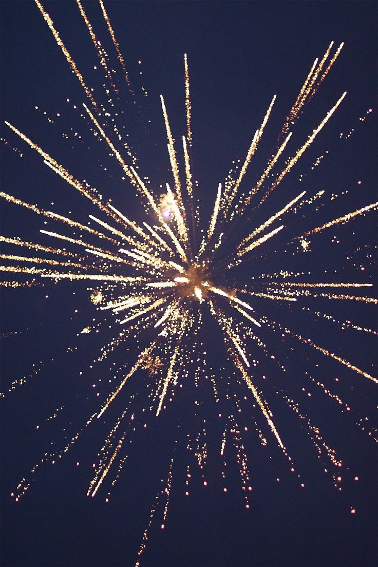 {every day should end with fireworks}