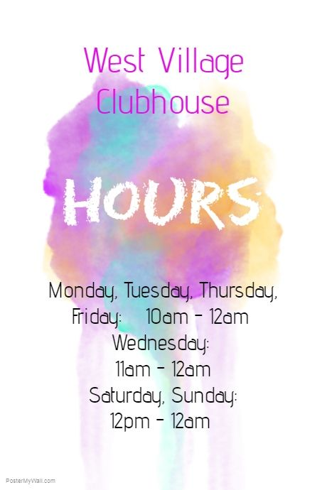 Building Hours, ResLife, Flyer, Poster, RA A free, online poster maker tool with thousands of templates and stock photos. High quality poster prints. Free downloads!