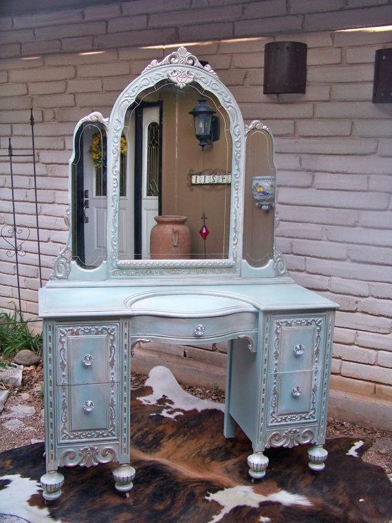 I love dressing tables!!!: Idea, Makeup Vanities, Dressing Tables, Stuff, Vintage Vanity, House, Furniture, Bedroom