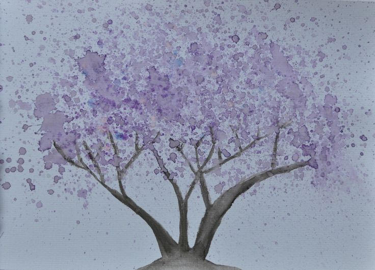 33 Best Jacaranda Tattoo Images On Pinterest Jacaranda Trees