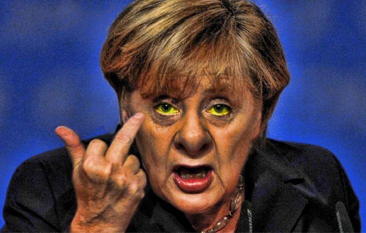 Es ist damit zu rechnen, dass Merkel Gebrauch vom Widerstandsrecht gemäß GG Artikel 20 macht, um die bestehende CDU-Ordnung aufrecht zu halten.