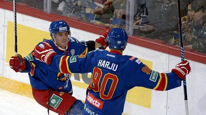 42 Petr #Koukal #Jokerit #KHL 2014/15 vs #CSKA  #CZE https://www.facebook.com/PetrKoukalPCE/photos/pb.1421486411435741.-2207520000.1427574433./1538501486400899/?type=3