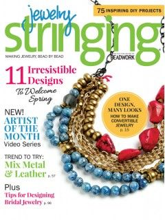 Jewelry Stringing - Blogs - Beading Daily