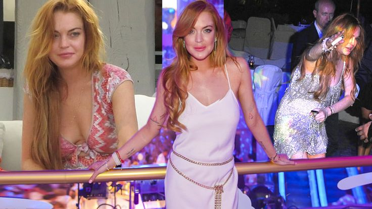 No Answer: Lindsay Lohan Ignoring Texts From Sober Friends — 'We're Worried,' Says Pal