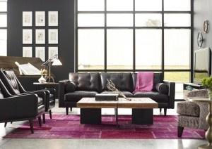 Four Hands Moderna Sofa