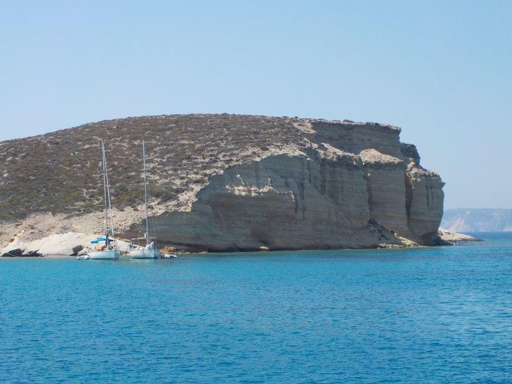Poliaigos island,south Cyclades,Greece