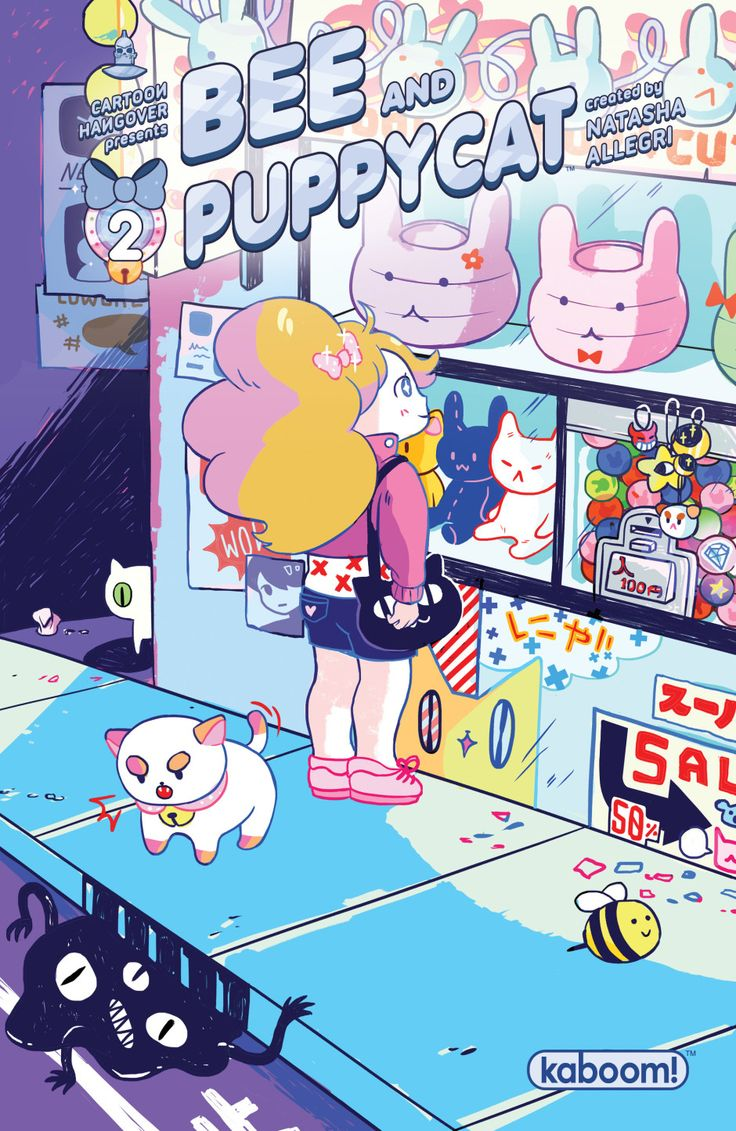 """Bee and PuppyCat' #2 Goes to Second Printing - Word of The Nerd"
