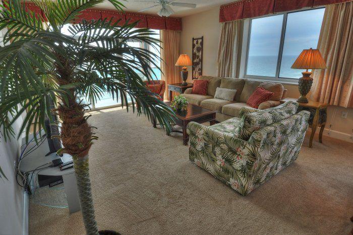 Rent Blue Water Keyes - PH15 in North Myrtle Beach, an Ocean Front Condo vacation rental through CondoLux.