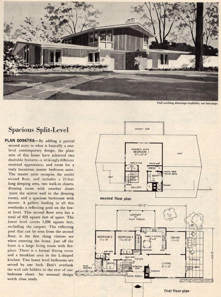 Vintage House Plans Modern House Plans Vintage