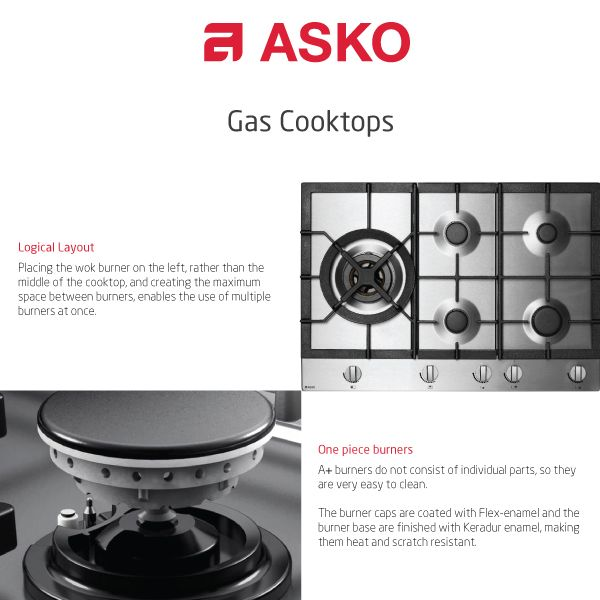 In most kitchens, the cooktop sees a lot of action. Whether it's sealing a steak or simmering a delicate sauce, this appliance can play a vital role in creating many great meals.