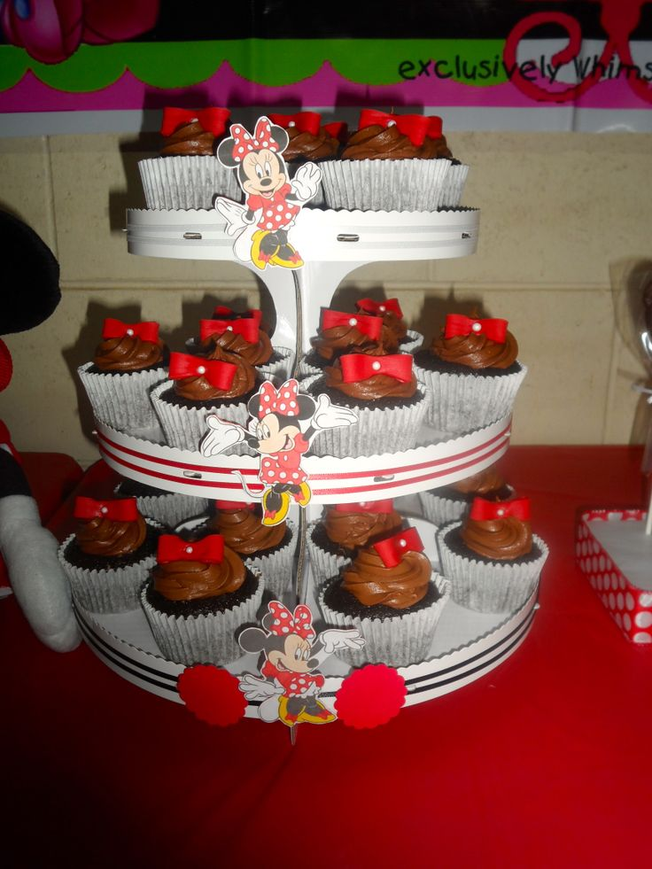 11 best Minnie Mouse 1st Birthday Party images on Pinterest Mice